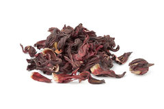 Free Heap Of Dried Hibiscus Flowers Stock Photos - 50411363