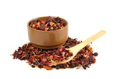 Heap Of Herbal Tea Royalty Free Stock Photos
