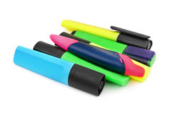 Free Heap Of Markers Stock Image - 36188531