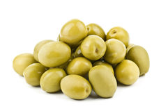Heap of olive Royalty Free Stock Photo