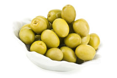 Heap of olive Royalty Free Stock Photos