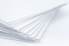 Heap of paper Stock Images