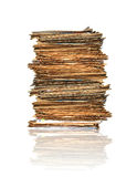 Heap of papers Royalty Free Stock Photo