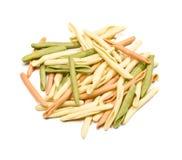 Heap of pasta Stock Image