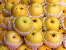 Heap of Pears Royalty Free Stock Images