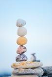 Heap of Pebbles Stock Image