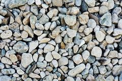 A heap of pebbles Royalty Free Stock Image