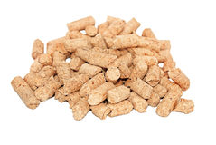Heap of  pellets Royalty Free Stock Image
