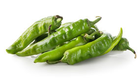 Heap of pepper Stock Images