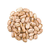 Heap of pinto beans Royalty Free Stock Image