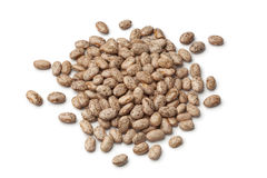 Heap of pinto beans Stock Image