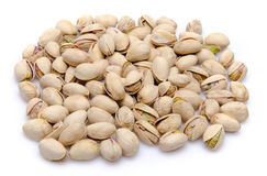Heap of pistachios Royalty Free Stock Photo