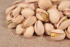 Heap of pistachios Royalty Free Stock Photography