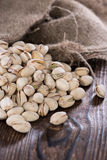 Heap of Pistachios Stock Images