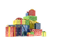 Heap of Presents Stock Images