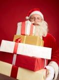 Heap of presents Stock Photos