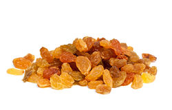Heap of raisins. Royalty Free Stock Images