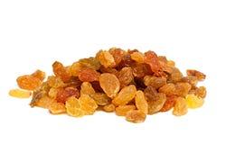 Heap of raisins. Royalty Free Stock Images