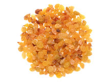 Heap of raisins Royalty Free Stock Image