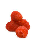 Heap of raspberry Royalty Free Stock Images