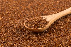 Heap of dry rooibos tea Royalty Free Stock Image