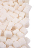 Heap of refined sugar Stock Photography
