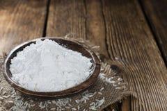 Heap of Rice Flour Stock Photos