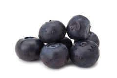 Heap of ripe blueberry Royalty Free Stock Image