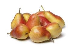 Heap of ripe juicy pears Stock Photos