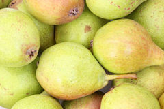 Heap of ripe pears Royalty Free Stock Image