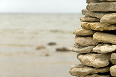 Heap of rocks Royalty Free Stock Image
