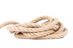 Heap of Rope Royalty Free Stock Images