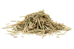 Heap rosemary Stock Photo