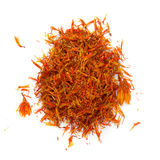 Heap saffron Royalty Free Stock Images