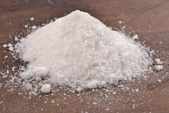 Heap of salt Stock Photography
