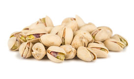 Heap of salted pistachio Royalty Free Stock Photo