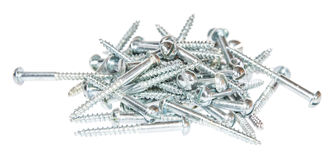 Heap of Screws Royalty Free Stock Image