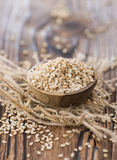 Heap of Sesame Royalty Free Stock Images