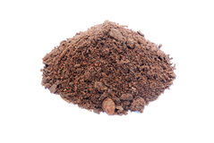 Heap of soil Royalty Free Stock Photo