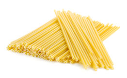 Heap of spaghetti Stock Photography