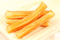 Heap of Spanish Churros Royalty Free Stock Photo