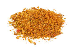 Heap of spicy seasoning Stock Photography