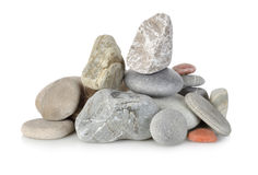Heap a stones  Royalty Free Stock Photos