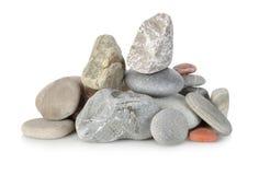 Heap a stones  Royalty Free Stock Photos