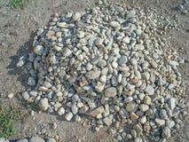 Heap of stones Stock Image
