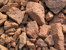 Heap of stones Stock Images