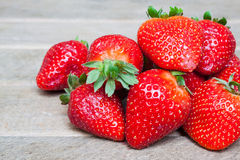 Heap of Strawberry Royalty Free Stock Image
