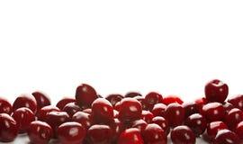 Heap of sweet cherries Stock Photography
