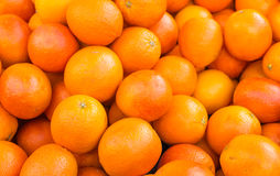 Heap of sweet oranges Royalty Free Stock Photos