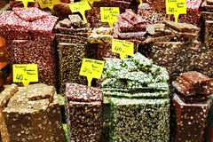 Heap of sweets Royalty Free Stock Photos